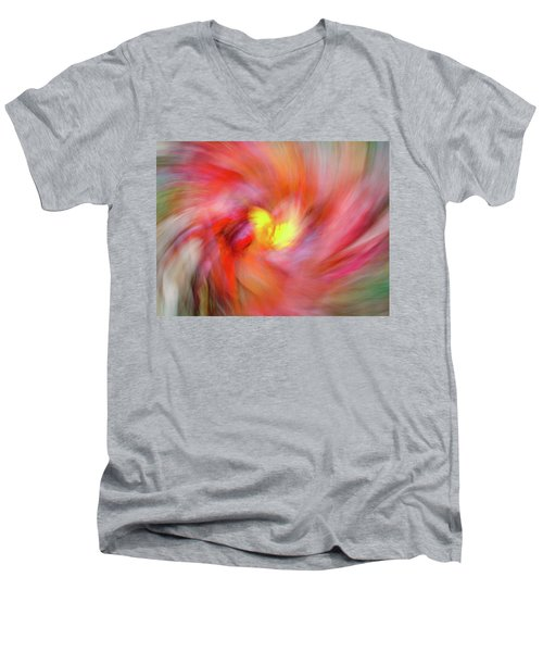 Autumn Foliage 11 Men's V-Neck T-Shirt