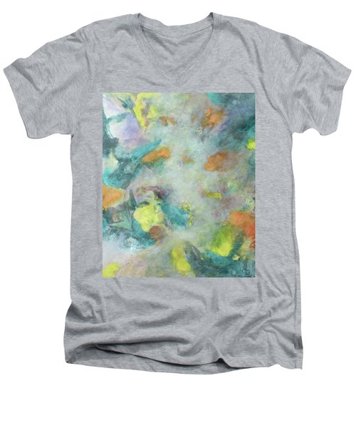 Autumn Wind Men's V-Neck T-Shirt
