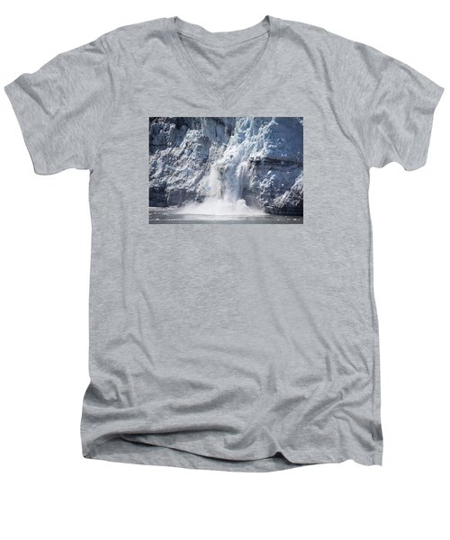 Avalanche Men's V-Neck T-Shirt