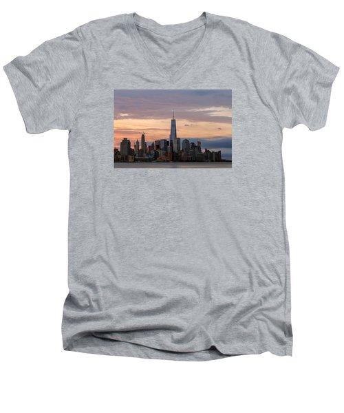 Avengers Assemble Men's V-Neck T-Shirt