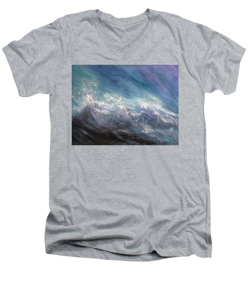 Awaken Men's V-Neck T-Shirt