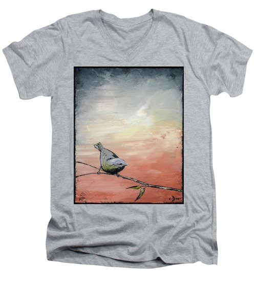 Awakening Men's V-Neck T-Shirt