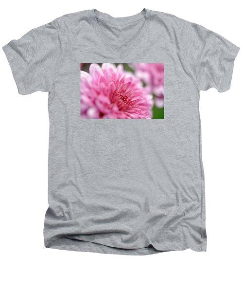 Men's V-Neck T-Shirt featuring the photograph Awakening by Glenn Gordon