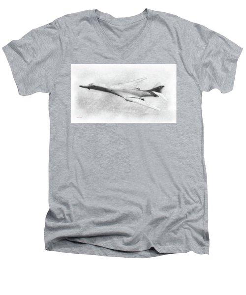 B-1b Lancer Men's V-Neck T-Shirt