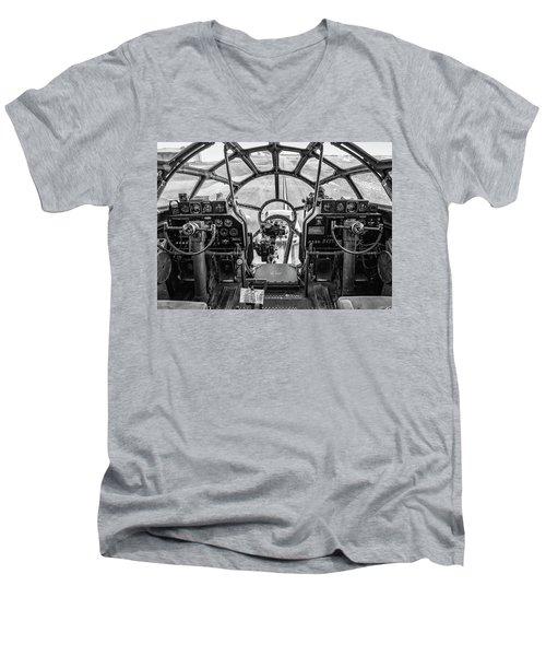 B-29 Fifi Men's V-Neck T-Shirt