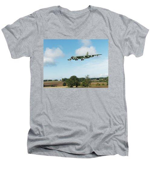 B52 Stratofortress Men's V-Neck T-Shirt