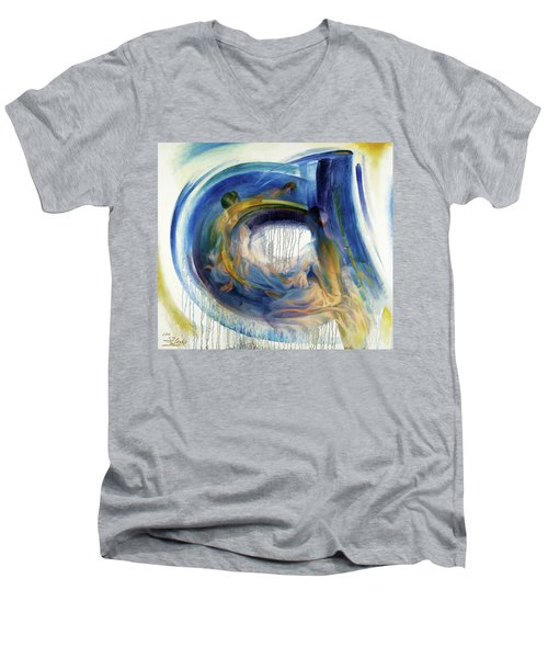 B-a-llet Men's V-Neck T-Shirt