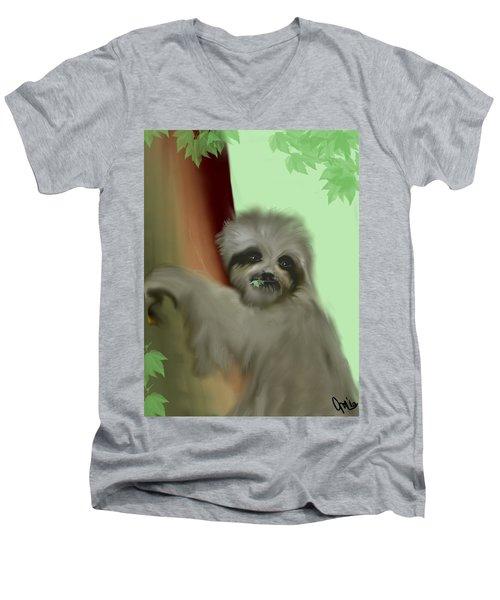 Baby Men's V-Neck T-Shirt