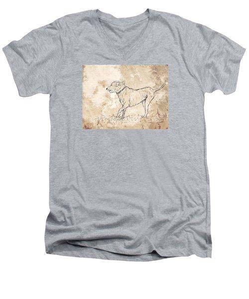 Baci Men's V-Neck T-Shirt