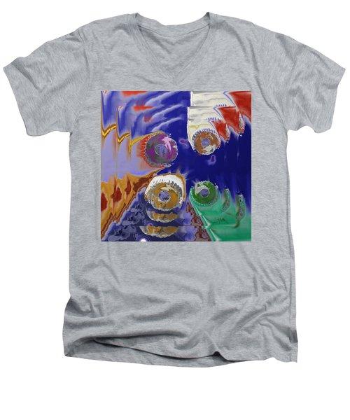 Baking Men's V-Neck T-Shirt