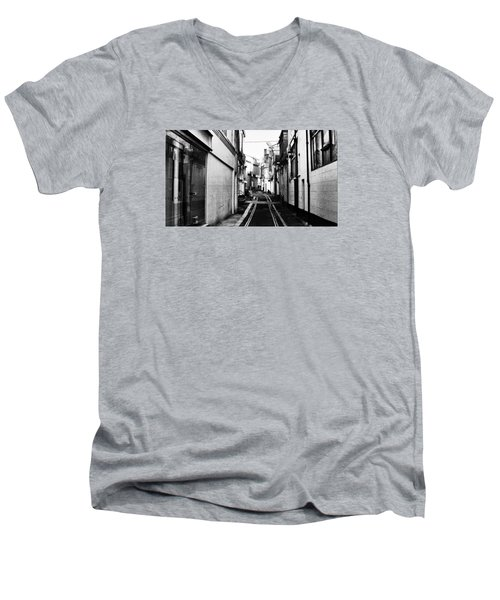Backstreet Men's V-Neck T-Shirt