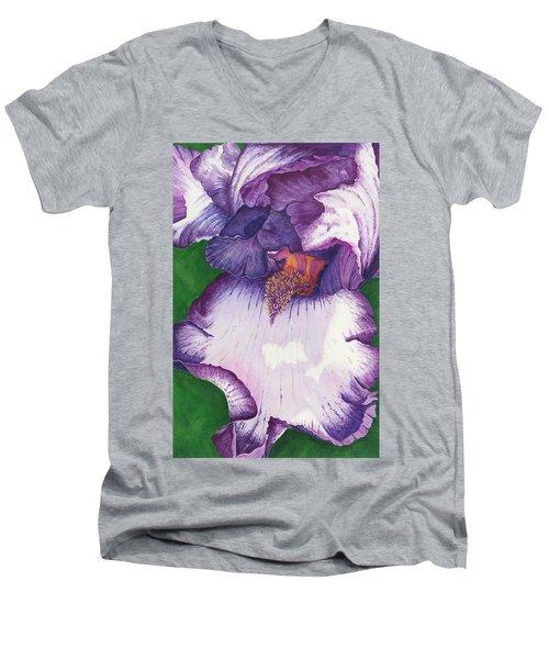Backyard Beauty Men's V-Neck T-Shirt