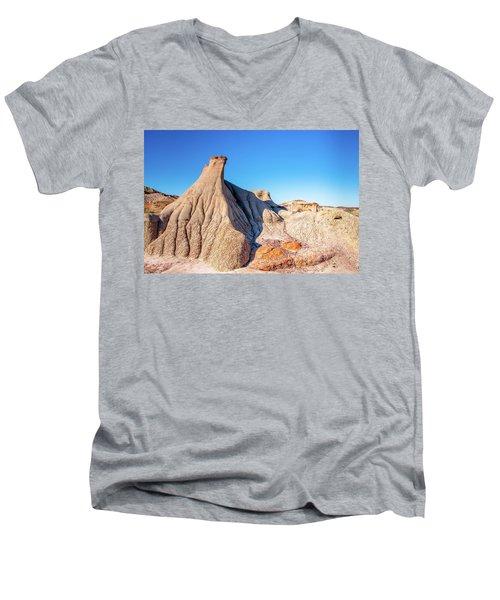 Badlands Formations Men's V-Neck T-Shirt