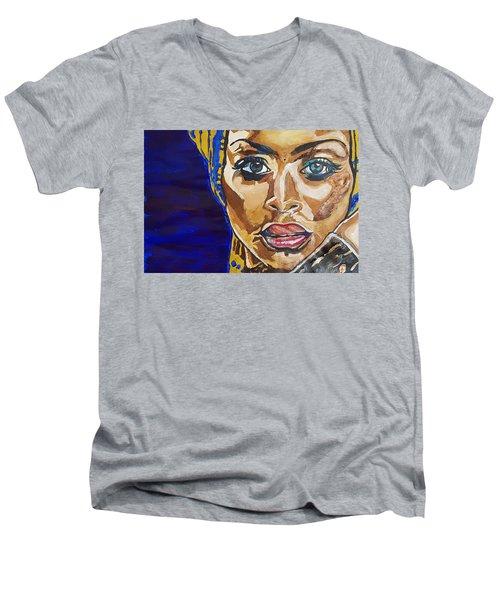 Baduizm Men's V-Neck T-Shirt