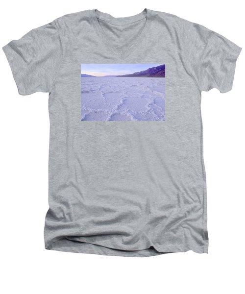 Badwater Men's V-Neck T-Shirt