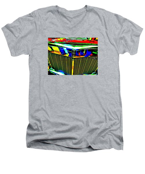Bahre Car Show II 39 Men's V-Neck T-Shirt