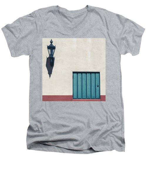 Balanced Men's V-Neck T-Shirt