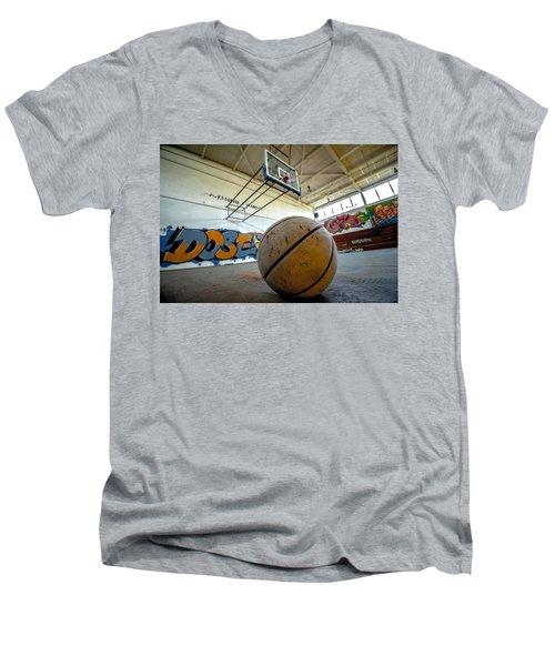 Ball Is Life Men's V-Neck T-Shirt