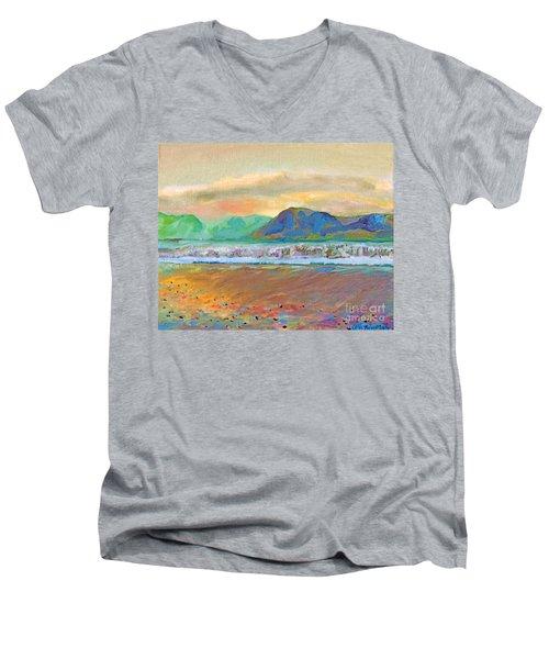Ballenskelligs Bay Men's V-Neck T-Shirt