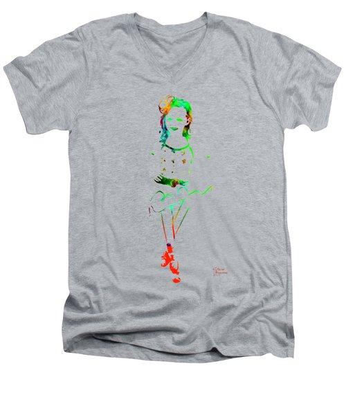Ballerina 2 Men's V-Neck T-Shirt
