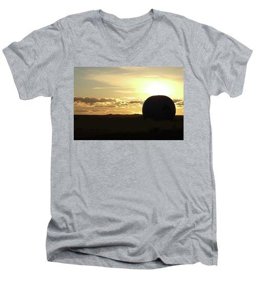 Balloonrise Men's V-Neck T-Shirt