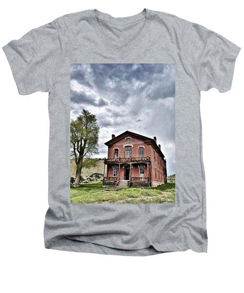 Bannack Mt. 7 Men's V-Neck T-Shirt