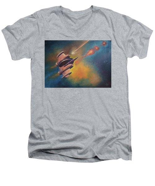 Bantam Cruiser Men's V-Neck T-Shirt