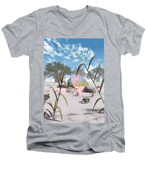 Baobabs Men's V-Neck T-Shirt