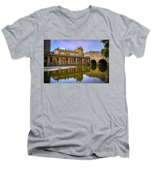 Bath Market Men's V-Neck T-Shirt
