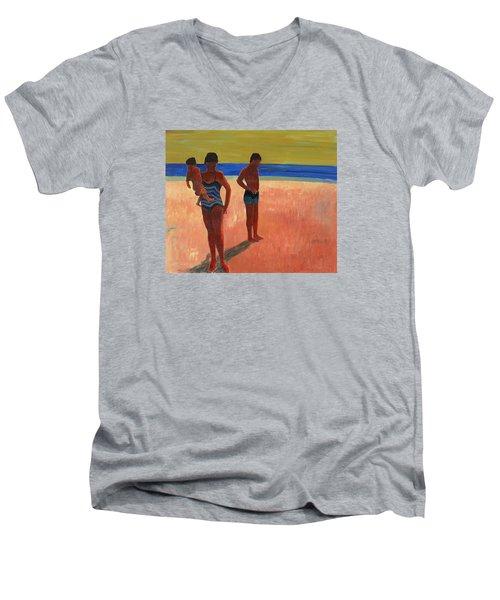 Bathers 88 Men's V-Neck T-Shirt
