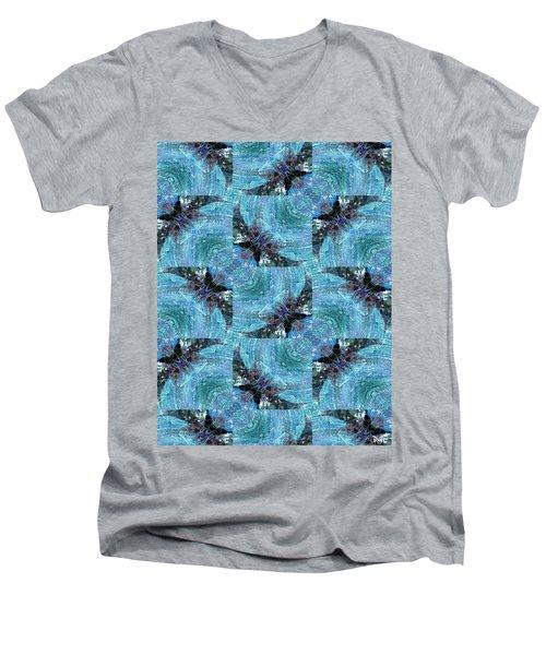 Bats Men's V-Neck T-Shirt