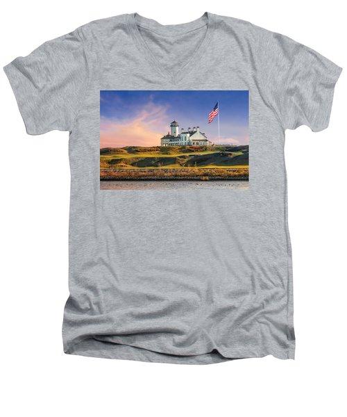 Bayonne Golf Club Men's V-Neck T-Shirt