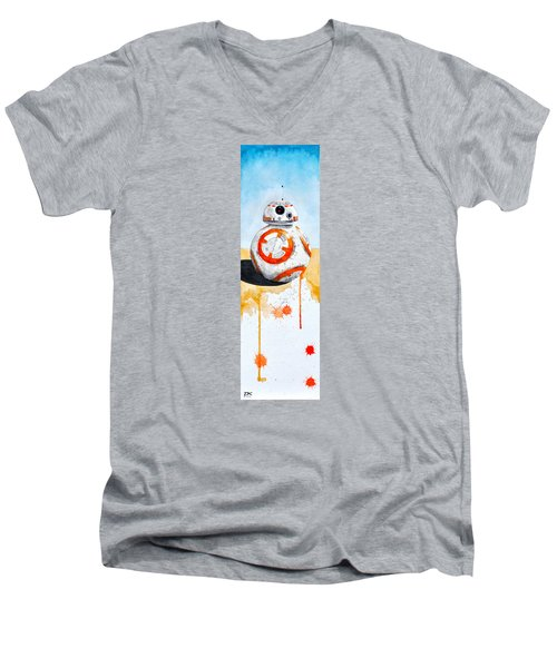 BB8 Men's V-Neck T-Shirt