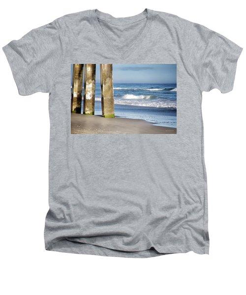 Beach Dreams Men's V-Neck T-Shirt