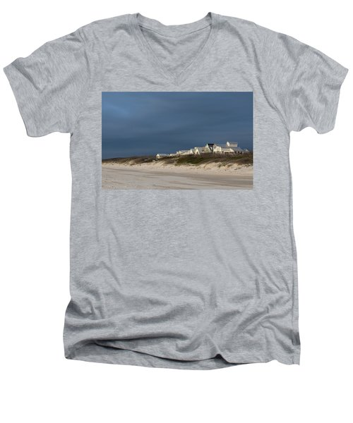 Beach Houses Men's V-Neck T-Shirt