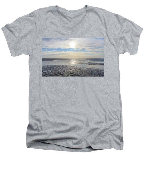 Beach II Men's V-Neck T-Shirt