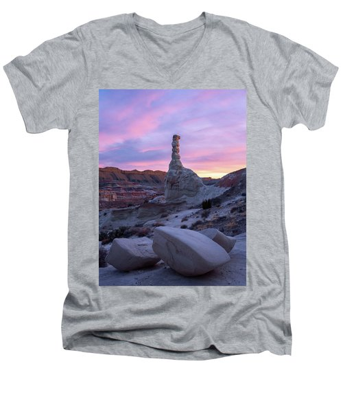 Beacon Men's V-Neck T-Shirt