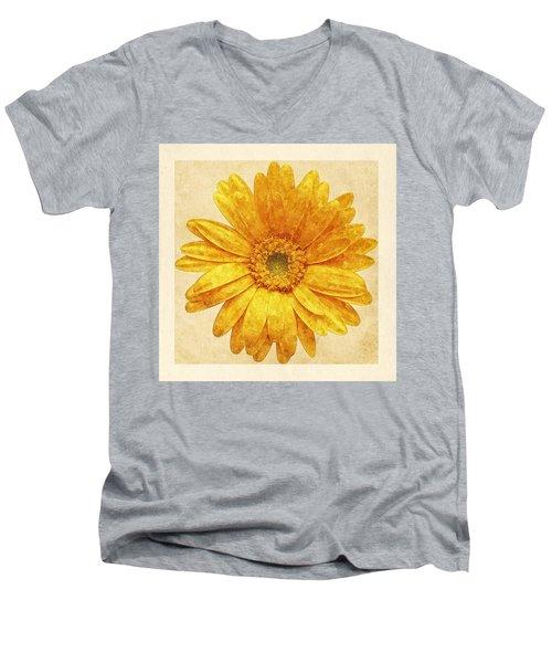 Beautiful Blossom Men's V-Neck T-Shirt by Anton Kalinichev
