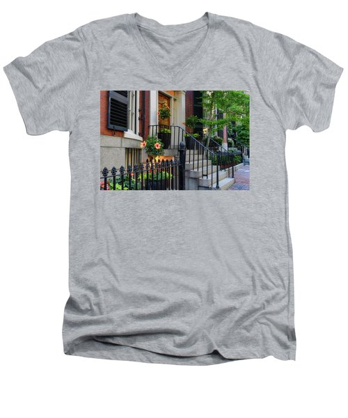Beautiful Entrance Men's V-Neck T-Shirt