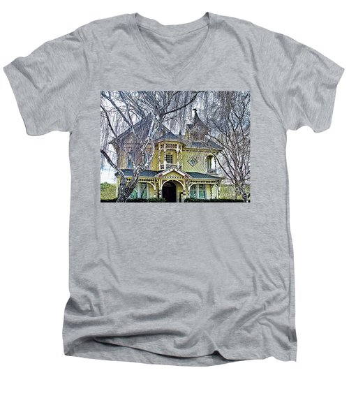 Bed And Breakfast Men's V-Neck T-Shirt