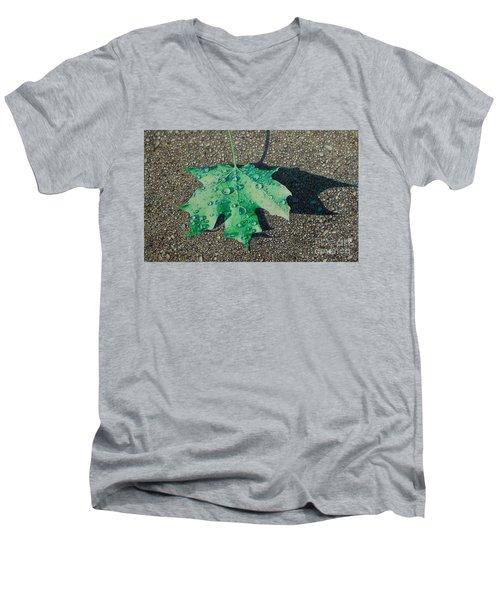 Bedazzled Men's V-Neck T-Shirt