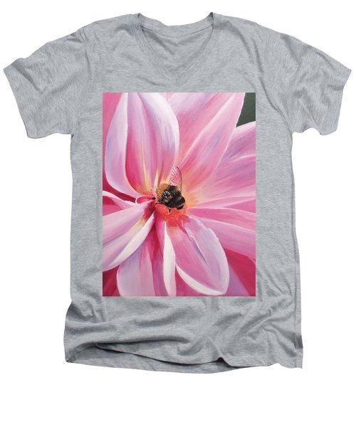 Bee-utiful Men's V-Neck T-Shirt