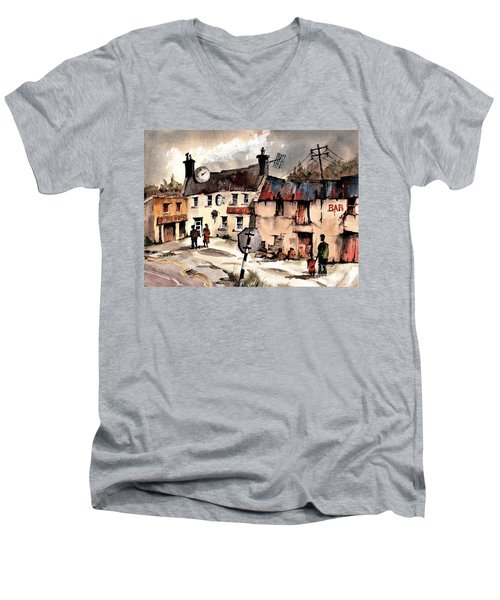 Beehive Bar In West Cork Men's V-Neck T-Shirt