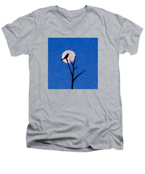Before Dawn Men's V-Neck T-Shirt