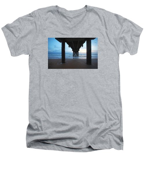 Before The Dawn Men's V-Neck T-Shirt