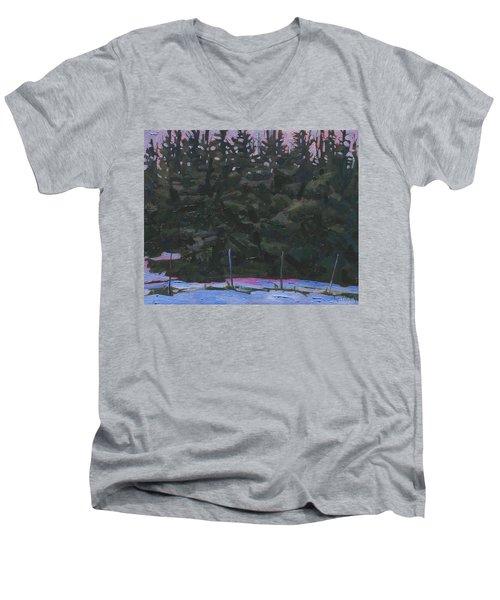 Before The Storm Men's V-Neck T-Shirt