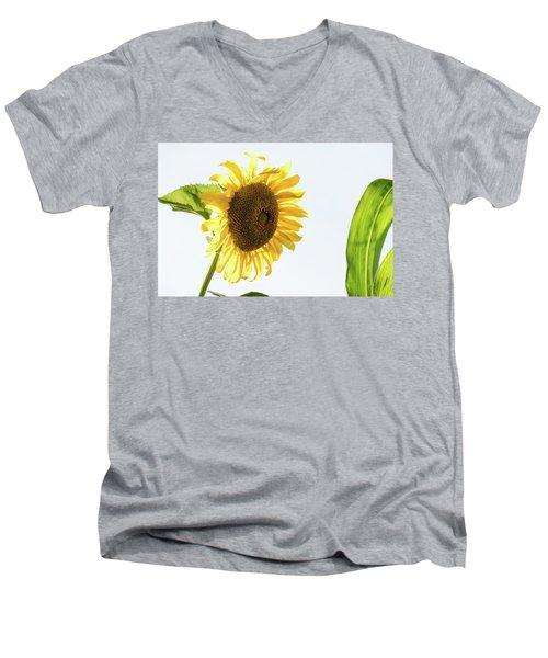 Being Neighborly -  Men's V-Neck T-Shirt