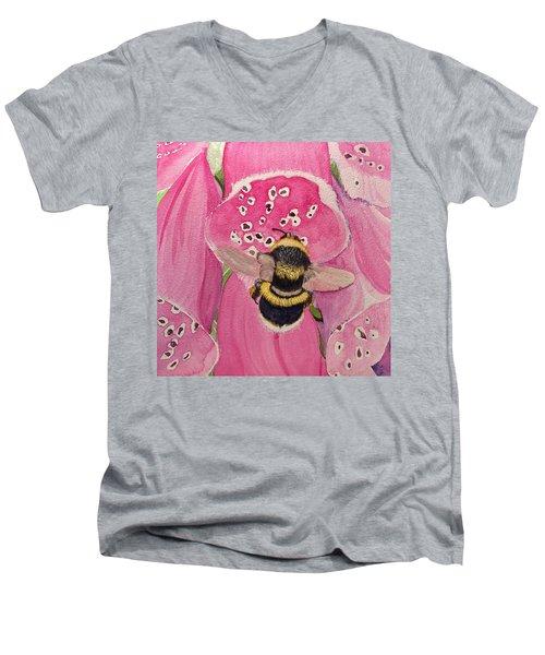 Bell Ringer Men's V-Neck T-Shirt