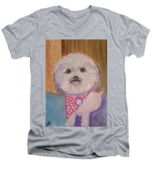 Bella Baby Men's V-Neck T-Shirt