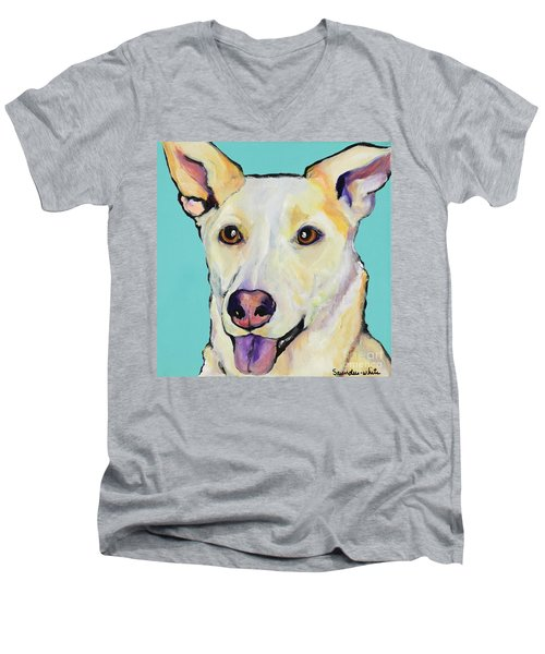 Bella Men's V-Neck T-Shirt